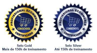 certificado do curso de ecommece